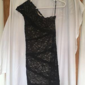 Lace Bodycon dress S